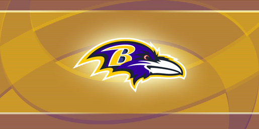 Baltimore Ravens Logo Checks