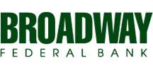Broadway Federal Bank Checks