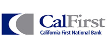 California First National Bank Checks