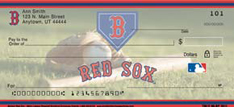 Boston Red Sox Checks
