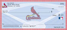 St Louis Cardinals Checks