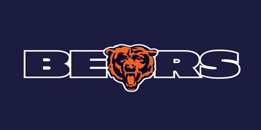 Chicago Bears Logo Checks