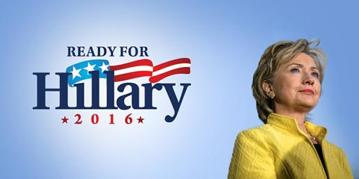 Hillary Clinton Checks