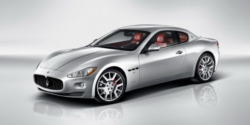 Maserati Checks
