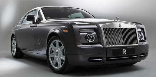 Rolls Royce Checks